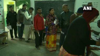 झारखंड विधानसभा चुनाव 2019: हिंसा के बीच 1 बजे तक 45 प्रतिशत से अधिक मतदान