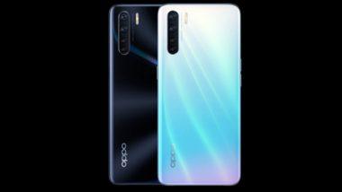 Oppo F15 Launch: ओप्पो F15 स्मार्टफोन आज हो रहा है लॉन्च, जानें कीमत और इसके फीचर्स