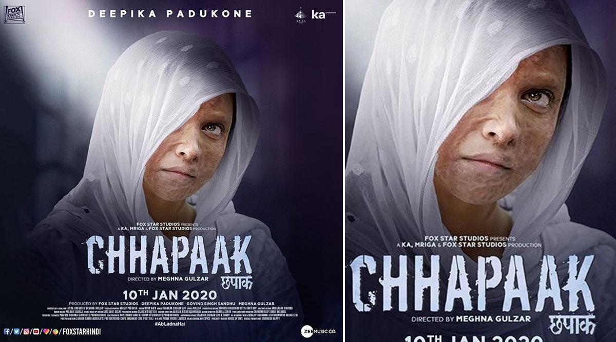 Chhapaak Quick Review: दीपिका पादुकोण का दमदार अभिनय, इमोशनल करती है फिल्म की कहानी