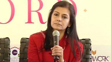 एक्ट्रेस नंदिता दास ने CAA पर जताया दुःख, कहा-सरकार चार पीढ़ियों से रह लोगों से मांग रही है भारतीय होने का सबूत
