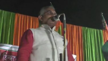 पश्चिम बंगाल: बीजेपी अध्यक्ष दिलीप घोष का विवादित बयान, कहा- सार्वजनिक संपत्ति तोड़ने वालों को हमने यूपी, कर्नाटक, असम में कुत्तों की तरह मारा