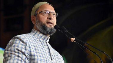 संबित पात्रा का ओवैसी पर सनसनीखेज आरोप, कहा- AIMIM प्रमुख सीएए विरोधी प्रदर्शन के नेता