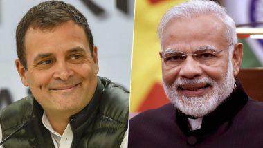 Happy New Year 2020: पीएम मोदी और राहुल गांधी ने ट्वीट कर देशवासियों को दी नए साल की बधाई