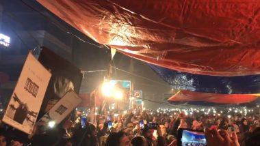 Anti-CAA protest: शाहीनबाग में प्रदर्शनकारियों ने 2019 की आखिरी रात भी किया प्रोटेस्ट, राष्ट्रगान गाकर अपनी मांगो को दोहराया