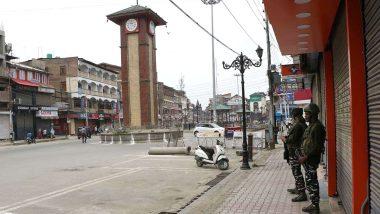 नए साल पर कश्मीर को सरकार का तोहफा, आधी रात से SMS सुविधा बहाल-  स्कूल, कॉलेज और अस्पतालों में इंटरनेट सेवा भी शुरू