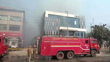 दिल्ली: ओकाया की बैटरी फैक्ट्री में भीषण आग, 13 दमकलकर्मी घायल- बुलाई गई एनडीआरएफ