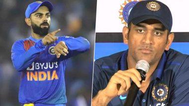 IND vs NZ 3rd T20 Match 2020: विराट कोहली के पास धोनी का यह बड़ा रिकॉर्ड तोड़ने का मौका, T20 क्रिकेट में बन जाएंगे भारत के सर्वश्रेष्ठ कप्तान