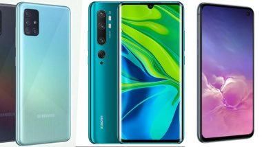 Upcoming smartphones launching in January 2020: नए साल की शुरुआत में सैमसंग गैलेक्सी नोट 10 लाइट और Mi Note 10 सहित ये स्मार्टफोन होंगे लॉन्च