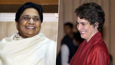 मायावती को खटने लगी है प्रियंका गांधी की यूपी में मौजूदगी, जानें वजह