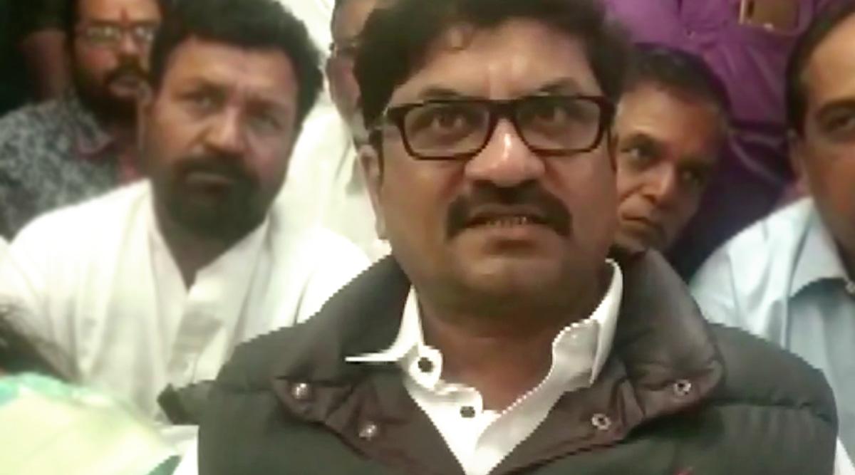 महाराष्ट्र में सियासी उठापटक जारी, मंत्री पद न मिलने से नाराज कांग्रेस विधायक कैलाश गोरंट्याल ने दी इस्तीफे की धमकी