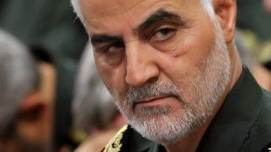 अमेरिका- ईरान के बीच तनाव: कमांडर कासिम सुलेमानी की हत्या के बाद पार्थिव शरीर उनके शहर पहुंचा
