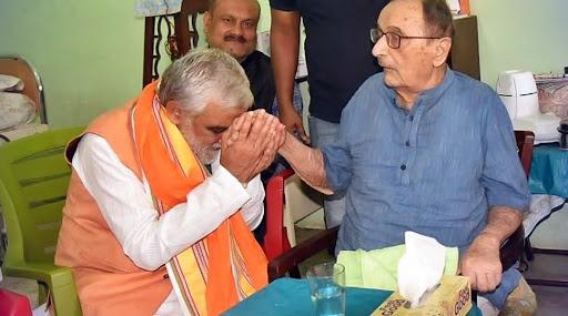 देश के पहले लोकसभा सदस्य कमल बहादुर सिंह का 93 साल की उम्र में निधन, राजकीय सम्मान के साथ बिहार में सोमवार को होगा अंतिम संस्कार