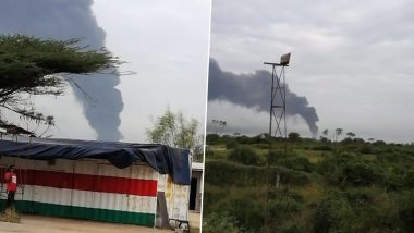 इराक के बाद अब केन्या में अमेरिकी संयुक्त मिलिट्री बेस पर हमला, आतंकी संगठन अल शबाब ने ली जिम्मेदारी
