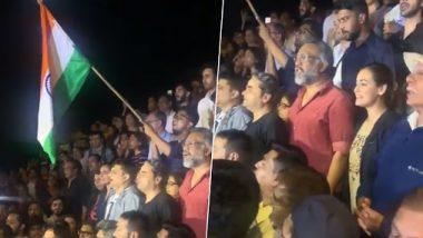JNU में छात्रों पर हमले के खिलाफ मुंबई के कार्टर रोड पर प्रदर्शन, अनुराग कश्यप- राहुल बोस, दिया मिर्ज़ा समेत कई फिल्मी सितारे हुए शामिल