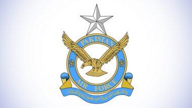 पाकिस्तानी वायुसेना का विमान दुर्घटनाग्रस्त, दो अधिकारियों की मौत