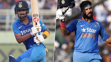 IND vs SL 2nd T20 Match 2020: केएल राहुल ने युवराज सिंह का वर्षो पुराना रिकॉर्ड तोड़ा