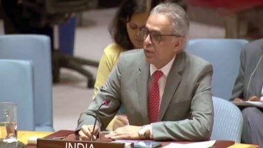 UN में भारत ने पाकिस्तान को फिर लगाई लताड़, कहा- आपके झूठ को मानने वाला कोई नहीं