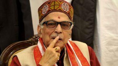 JNU हिंसाः मुरली मनोहर जोशी ने जेएनयू के कुलपति को हटाने की मांग की