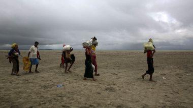 भारत में हमले के लिए बांग्लादेशी रोहिंग्याओं को प्रशिक्षण दे रहा पाकिस्तान