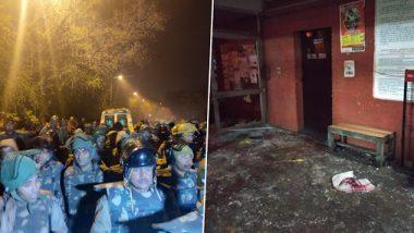 जेएनयू हिंसा: दिल्ली पुलिस ने 'यूनिटी अगेंस्ट लेफ्ट' नामक WhatsApp ग्रुप से की 37 लोगों की पहचान