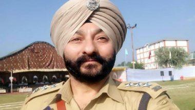 गिरफ्तार डीएसपी देवेंद्र सिंह का आंतकियों के नाम मिला खत, होगी जांच