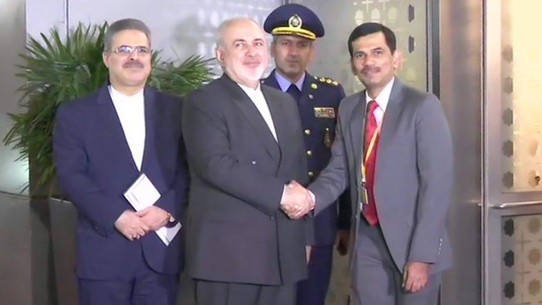 Iran-US Conflict: अमेरिका से जारी तनाव के बीच भारत पहुंचे ईरान के विदेश मंत्री जवाद जरीफ, पीएम मोदी से मुलाकात कर तय कर सकते हैं आगे की रणनीति