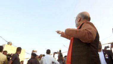 Makar Sankranti 2020: केंद्रीय गृह मंत्री अमित शाह ने मकर संक्रांति पर अहमदाबाद में उड़ाई पतंग, देखें वीडियो