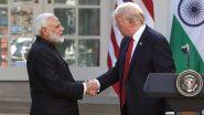 अमेरिकी राष्ट्रपति डोनाल्ड ट्रंप ने कहा- पीएम मोदी और इमरान खान के साथ अच्छे संबंध हैं