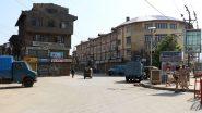 जम्मू-कश्मीर में 15 साल रह चुके लोग स्थाई निवासी होने के पात्र