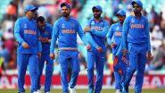 भारतीय टीम के ट्रेनर खिलाड़ियों की फिटनेस पर रख रहे हैं नजर