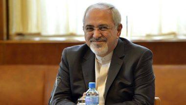 विदेश मंत्री मोहम्मद जावेद जरीफ ने कहा- भारत के लिये ईरान भरोसेमंद ऊर्जा भागीदार