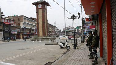 कश्मीर में 4 और नेता रिहा