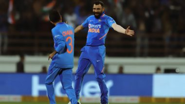 Ind vs Aus 2nd ODI 2020: राजकोट में बल्लेबाजों के बाद गेंदबाजों ने किया कमाल, भारत ने ऑस्ट्रेलिया को 36 रनों से हराया