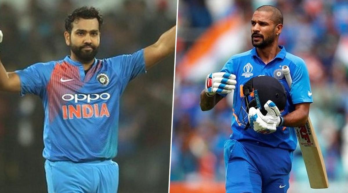 Ind vs Aus 3rd ODI 2020: रोहित शर्मा और शिखर धवन के तीसरे वनडे खेलने पर सस्पेंस बरकरार, मैच से पहले होगा फैसला