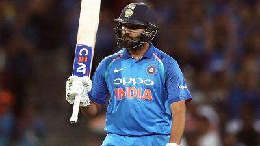 Ind vs Aus 3rd ODI 2020: रोहित शर्मा ने वनडे इंटरनेशनल क्रिकेट में पूरा किया 9000 रन