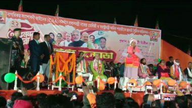 पश्चिम बंगाल: दिलीप घोष का विवादित बयान, कहा- भारत में 2 करोड़ बांग्लादेशी मुस्लिम घुसपैठिए घुस चुके हैं, हम इन्हें देश से बाहर निकालेंगे