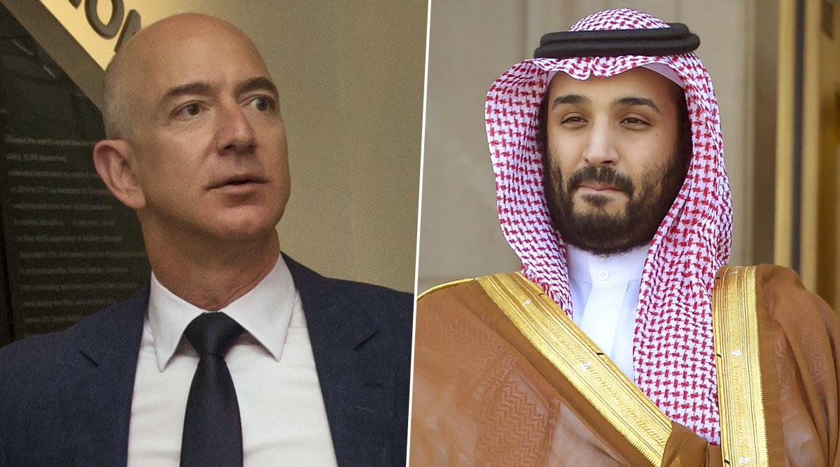 सऊदी प्रिंस मोहम्मद बिन सलमान पर लगा Amazon के सीईओ जेफ बेजोस के फोन को हैक करने का आरोप, रियाद ने दी ये प्रतिकिया