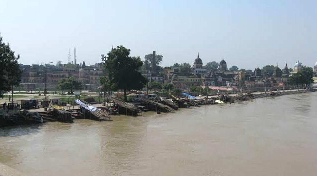 यूपी: सरयू नदी में पलटी यात्रियों से भरी नाव, 1 की मौत और 3 लापता