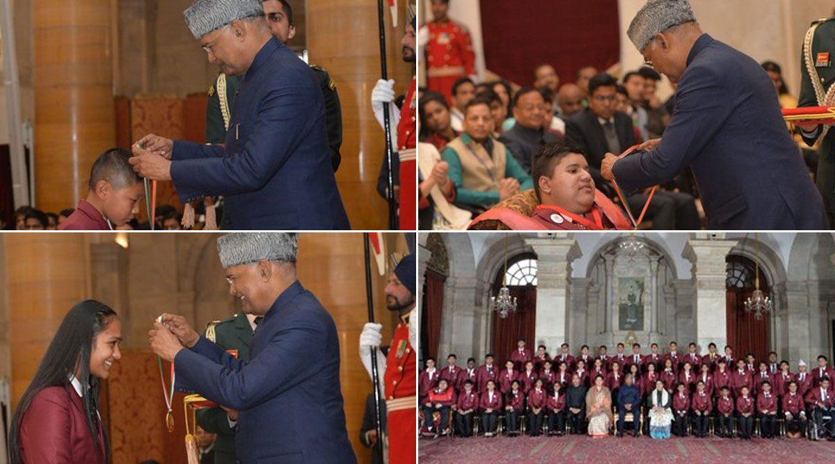 Pradhan Mantri Rashtriya Bal Puraskar 2020: राष्ट्रपति रामनाथ कोविंद ने 49 बच्चों को 'प्रधानमंत्री राष्ट्रीय बाल पुरस्कार' प्रदान किया