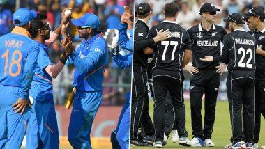 Live Cricket Streaming and Score India vs New Zealand 1st ODI Match: भारत बनाम न्यूजीलैंड 2020 के पहले वनडे मैच को आप Star Sports, HotStar और DD Sports पर देख सकते हैं लाइव