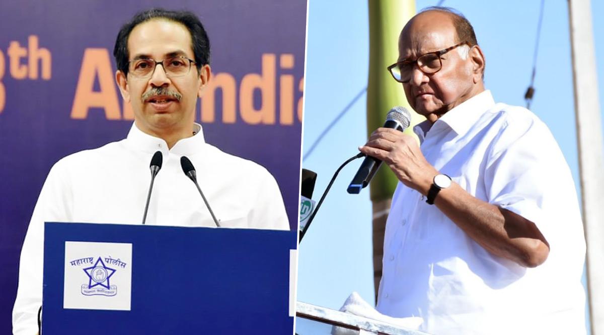 महाराष्ट्र विधानसभा चुनाव के दौरान शरद पवार और उद्धव ठाकरे के फोन हुए थे टैप- रिपोर्ट
