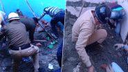 गणतंत्र दिवस से पहले दिल्ली में दर्दनाक हादसा, भजनपुरा में इमारत ढहने से 3 छात्र और 1 शिक्षक की मौत
