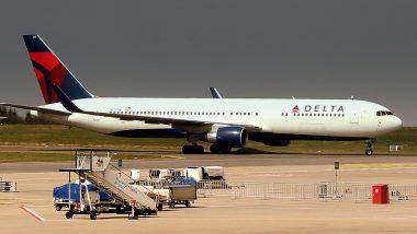 डेल्टा एयरलाइंस पर US ने ठोका 50 हजार डॉलर का जुर्माना, मुस्लिम यात्रियों से भेदभाव का आरोप