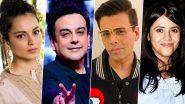 Padma Awards 2020: कंगना रनौत, करण जौहर और एकता कपूर समेत इन हस्तियों को पद्म श्री अवॉर्ड