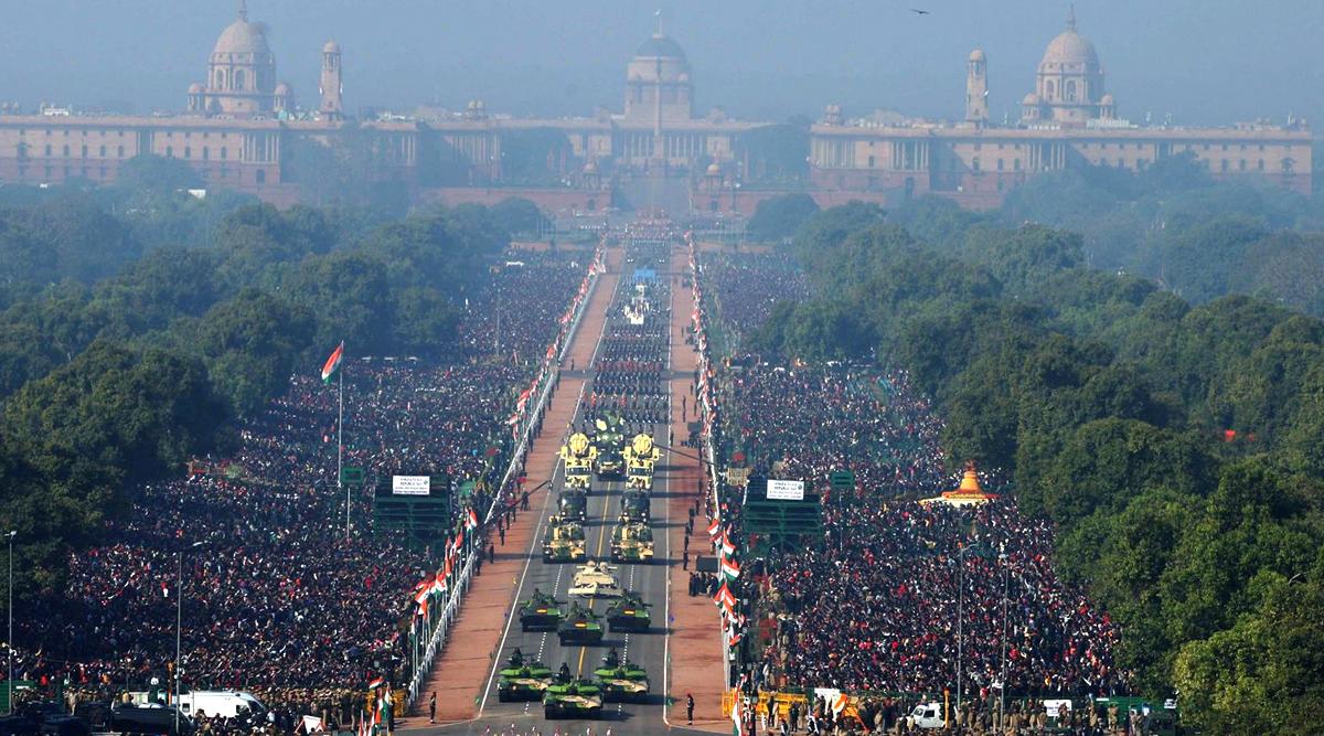Republic Day 2020: 71वें गणतंत्र दिवस समारोह के लिए राजपथ सजधजकर कर तैयार, 22 हजार जवान चप्पे-चप्पे पर रख रहे नजर