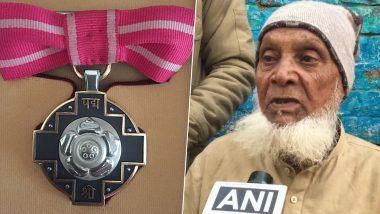अब तक 25 हजार से अधिक लावारिस लाशों का कर चुके है अंतिम संस्कार, जानें कौन है पद्म श्री सम्मानित चाचा शरीफ