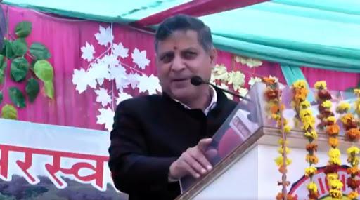 हरियाणा के मंत्री कंवरपाल का विवादित बयान, कहा- हम भगवाकरण करने ही आए हैं, जिसे ऐतराज हो करे, देखें वीडियो