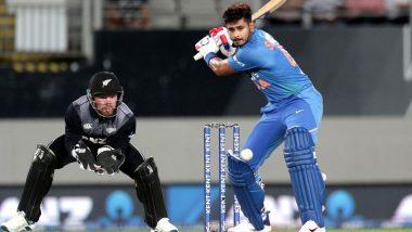 Live Cricket Streaming and Score India vs New Zealand 5th T20 Match: भारत बनाम न्यूजीलैंड 2020 के पांचवें T20 मैच को आप Star Sports, HotStar और DD Sports पर देख सकते हैं लाइव