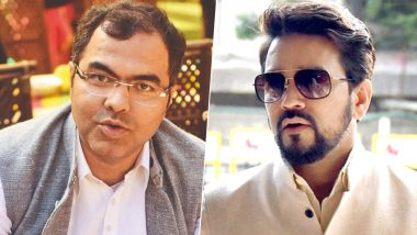 Delhi Assembly Election 2020: BJP सांसद प्रवेश वर्मा और अनुराग ठाकुर पर EC का एक्शन, स्टार प्रचारक के लिस्ट बाहर करने का दिया आदेश