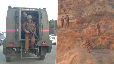 जम्मू-कश्मीर: ट्रक में सवार होकर श्रीनगर जा रहे आतंकियों ने किया पुलिस पर हमला, मुठभेड़ में तीन आतंकी ढेर-  सेना का ऑपरेशन जारी